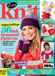 Let's Knit Issue 98 2015