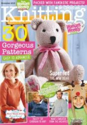 Knitting & Crochet  �77 November 2015
