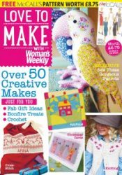 Love to make with Woman's Weekly - November 2015