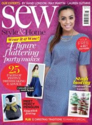 Sew Style & Home №77 2015