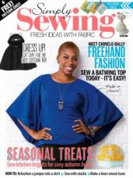 Simply Sewing №9 2015