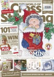 The World of Cross Stitching -Special Christmas 2015