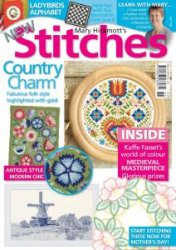 Mary Hickmott's New Stitches №251 2014