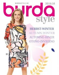 Burda Style Collection 2015/2016 (каталог)