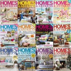 Homes & Antiques - Full Year Collection (2014)
