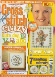 Cross Stitch Crazy №43, 2003