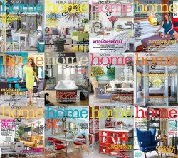 Metro Home & Entertaining - Full Year Collection (2013-2014)