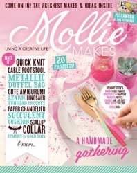 Mollie Makes №57 Fifty Seven 2015