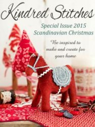 Kindred Stitches: Scandinavian Christmas Special Issue 2015