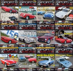 Hemmings Sports & Exotic Sports - Full Year Collection (2014)