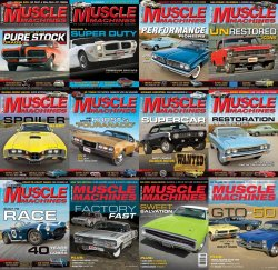 Hemmings Muscle Machines - Full Year Collection (2014)