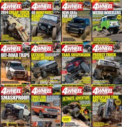 4 Wheel & Off Road - Full Year Collection (2015)