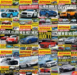 Autocar UK - Full Year Collection (2014)