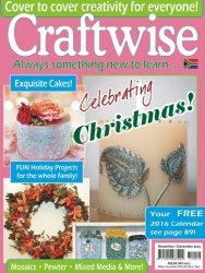 Craftwise – November-December 2015