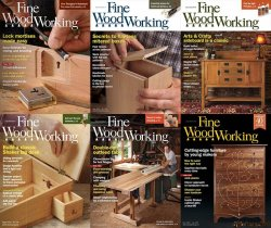 Fine Woodworking - Full Year Collection (2015)