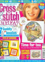 Cross Stitch Crazy №50, 2003