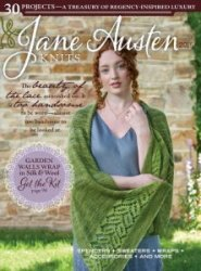 Interweave's Jane Austen Knits  Special Issue 2015