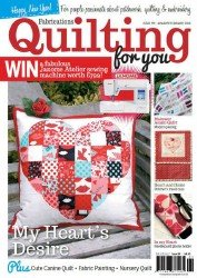 Quilting for You - January-February 2016