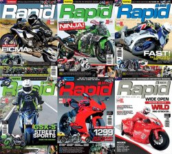 Rapid Bikes - Full Year Collection (2015)