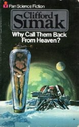 Why Call Them Back From Heaven   (Аудиокнига)