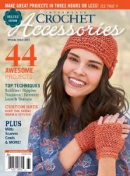 Interweave Crochet Home 2016