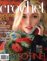 Vogue knitting Crochet Special Collector's Issue 2012