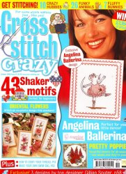 Cross Stitch Crazy №51, 2003