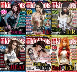 Skin Shots - Full Year Collection (2012)