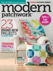 Modern Patchwork – Fall 2015