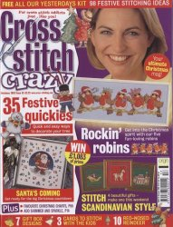 Cross Stitch Crazy №53, 2003