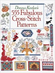 555 Fabulous Cross-Stitch Patterns