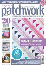 Popular Patchwork – January 2016