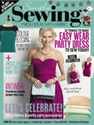 Simply Sewing №11 2015