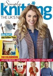 Simply Knitting  January 2016