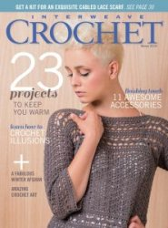 Interweave Crochet volIX �4 Winter 2016