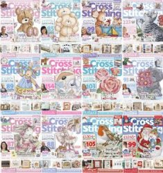 The World of Cross Stitching -  13 issues 2015