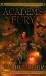 Academ's Fury. Book 2 of the Codex Alera  (Аудиокнига)