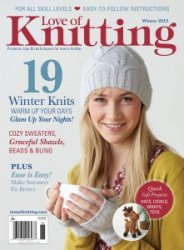 Love of Knitting - Winter 2015