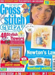 Cross Stitch Crazy №55, 2004