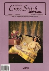 Jill Oxton`s Cross Stitch Australia Issue No 7
