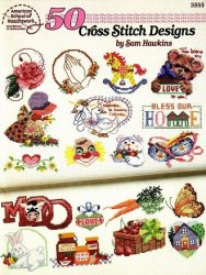 50 Cross stitch designs