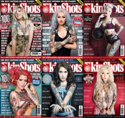 Skin Shots - Full Year Collection (2015)
