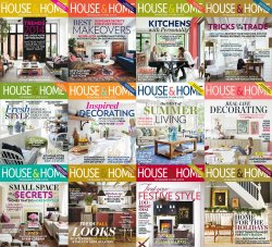 House & Home - Full Year Collection (2014)