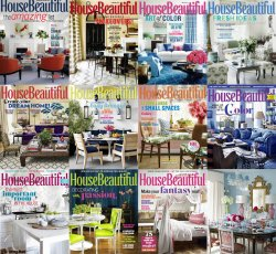 House Beautiful - Full Year Collection (2014)