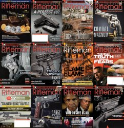 American Rifleman - Full Year Collection (2014)