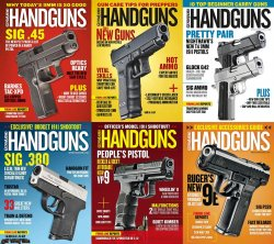 Handguns (Guns & Ammo) - Full Year Collection (2014)