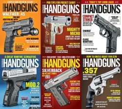 Handguns (Guns & Ammo) - Full Year Collection (2015)
