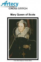 Artecy Cross Stitch - Mary Queen of Scots