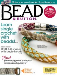 Bead & Button - February 2016