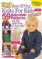 Woman's Weekly Knits For Kids - November 2015